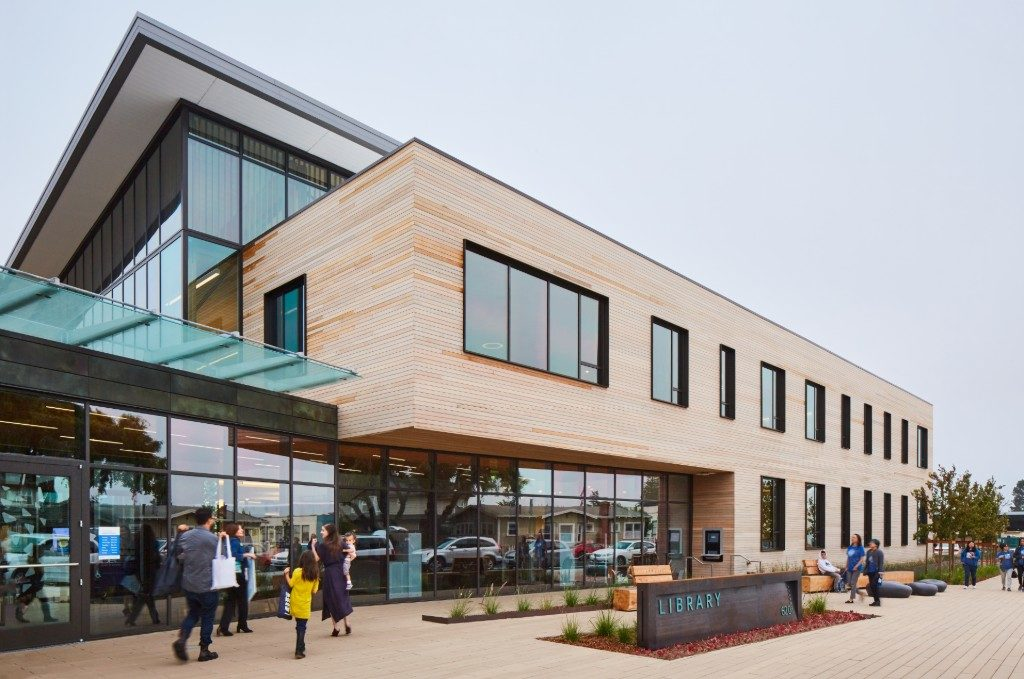 Project Profile - half Moon Bay Lib 1