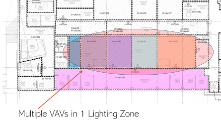 Lighting Zone 1