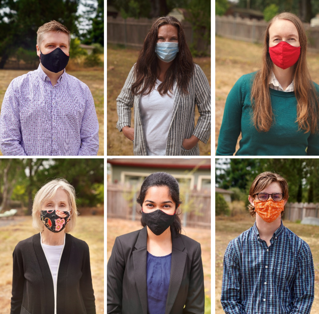 Picture7 Staff in masks
